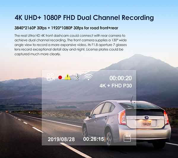A129 Pro Duo 4k
