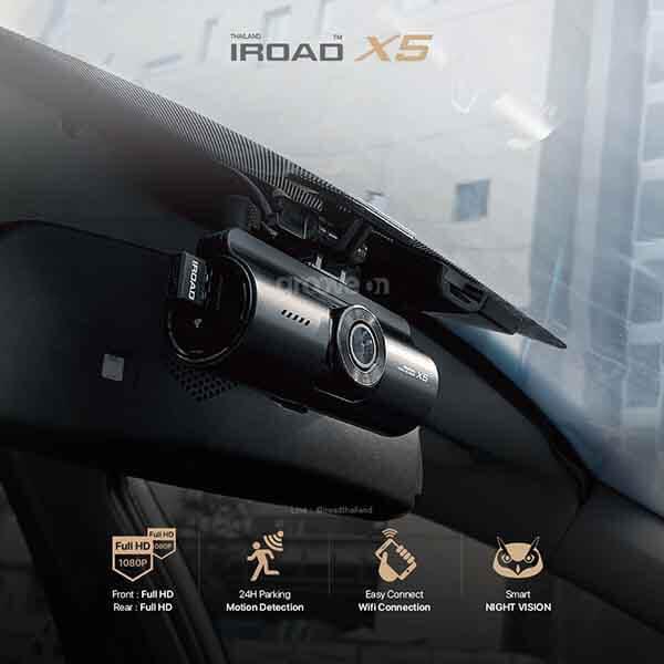 IROAD X5