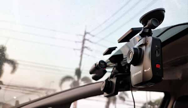 กล้องติดรถบันทึกอัตโนมัติ