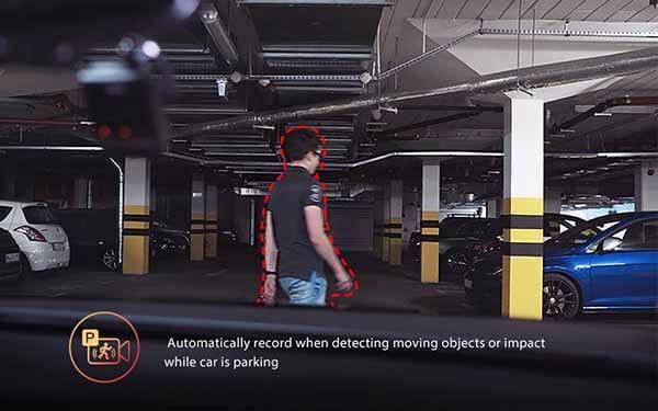 Auto Event Parking