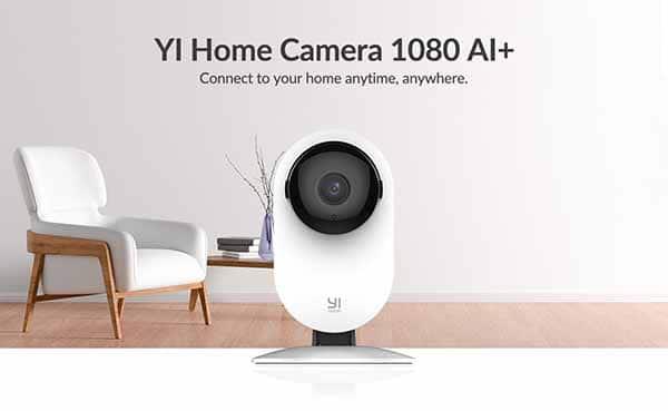 กล้องวงจรปิด Yi Home